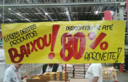 Procon constata abusos do comércio local na Black Friday